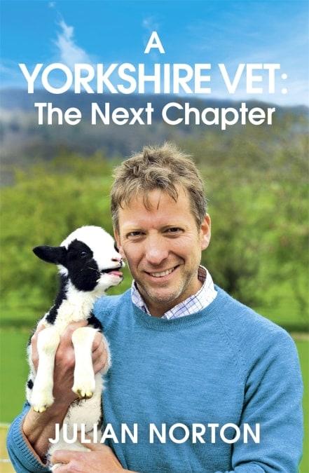 A Yorkshire Vet: The Next Chapter julian norton book