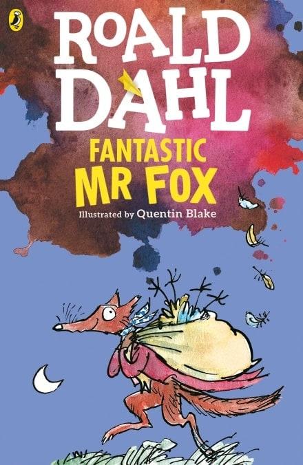 Fantastic Mr Fox, Roald Dahl childrens book