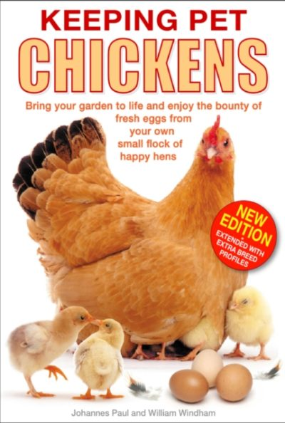 Guide to keeping chickens book