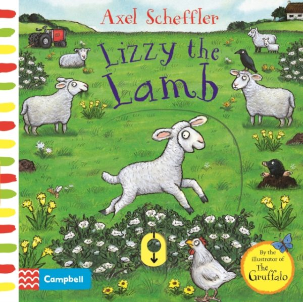 Lizzy the lamb Childrens Book
