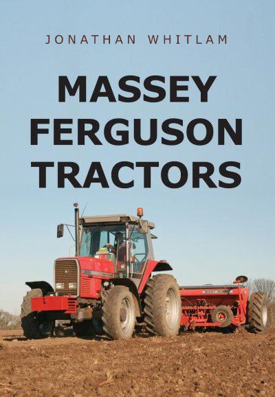 Massey Ferguson Tractors book