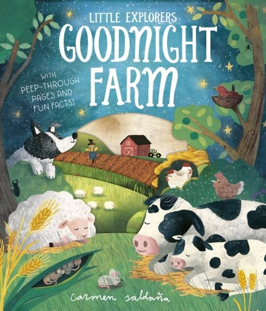 Goodnight farm a childrens farm animal bedtime story