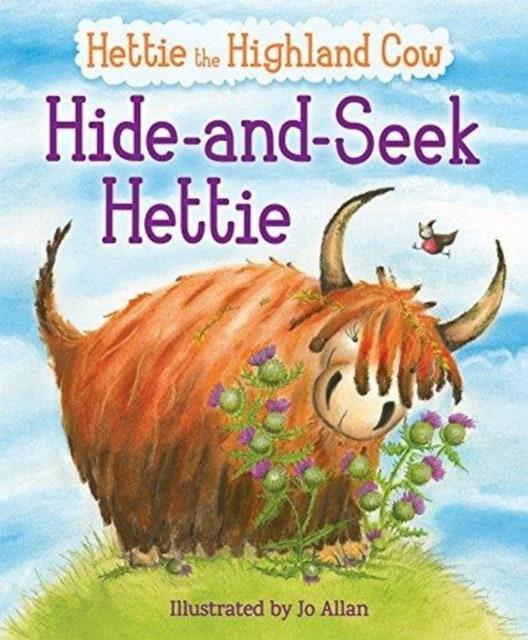 Hettie the Highland Cow Book