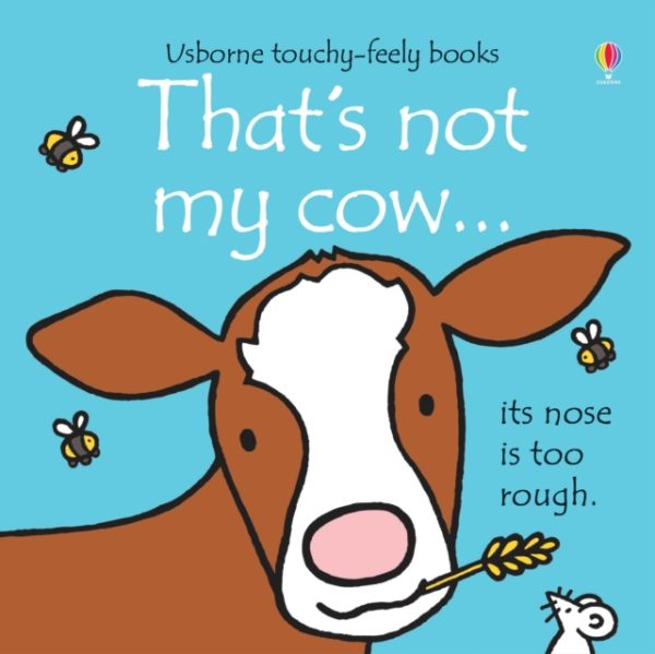 That's not my cow childrens book