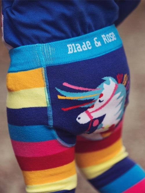Carnival Horse Bum Leggings