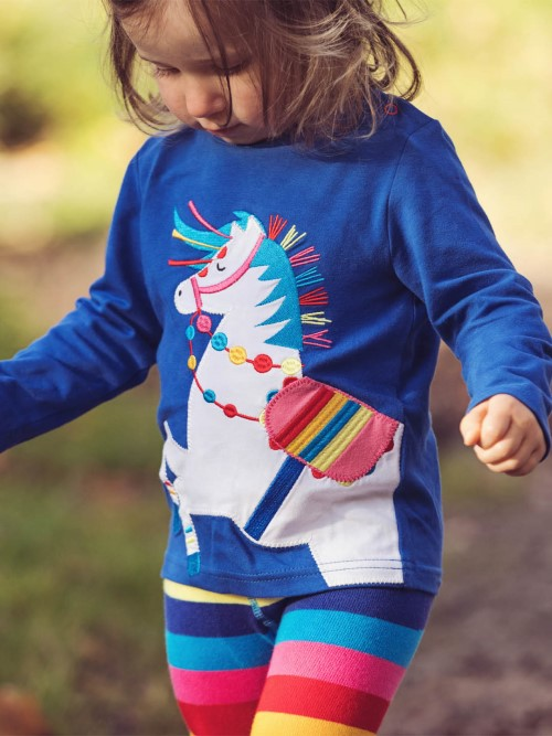 Blade & Rose Horse top for kids