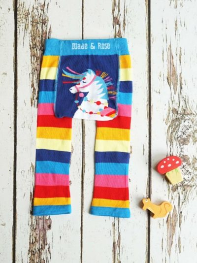 Festival horse leggings Blade & Rose for babies and toddlers