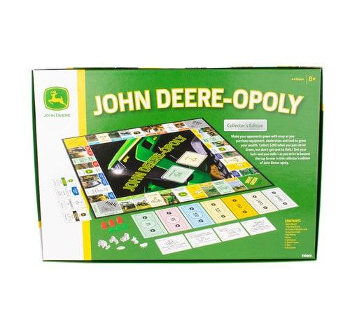 John Deereopoly tractor game