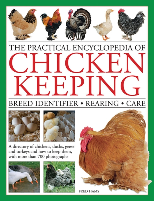 The encyclopedia of chicken keeping